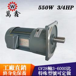 三相齿轮减速机、齿轮减速机、宇鑫YUSIN厂家直销图片