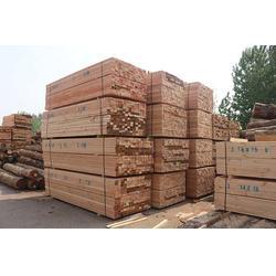 铁杉木方厂家-莱芜铁杉木方-顺莆木材图片