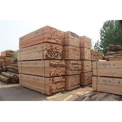 出售铁杉建筑木方-铁杉建筑木方-顺莆木材加工厂(查看)图片