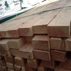 花旗松建筑木方、日照顺莆木材、花旗松建筑木方图片