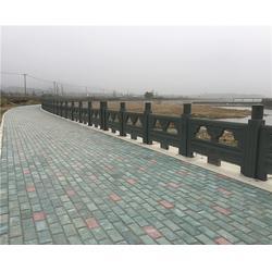 仿石栏杆多少钱一米 合肥仿石栏杆 安徽美森仿石栏杆(图)图片