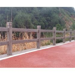 安徽美森仿木护栏,合肥仿木护栏,仿木护栏厂家图片
