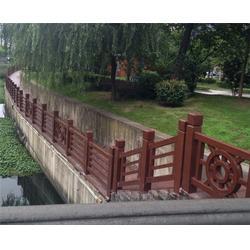 仿木护栏|安徽仿木护栏|安徽美森仿木护栏(查看)图片