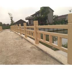 安徽美森公司(多图)、水泥仿木护栏厂家、合肥仿木护栏图片