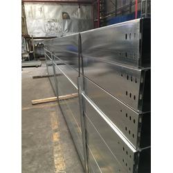 优质热镀锌线槽、潮州热镀锌线槽、八达通线管桥架(查看)图片
