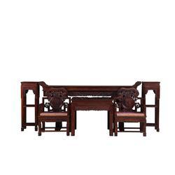 广东红木沙发-敏双红木家具-实惠-红木沙发供应商图片