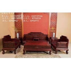 国色天香餐桌报价-大唐红木家具(在线咨询)东阳国色天香餐桌图片