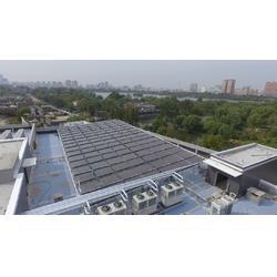 太阳能集热系统 养老院学校大型集热系统 大型集热工程图片