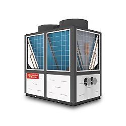 酒店大型商用空气能热水机 华春专业生产热水机组图片