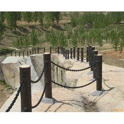 仿木栏杆定制 江苏仿木栏杆 安徽美森仿木栏杆