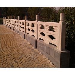 水泥仿石护栏厂家-福建仿石护栏-安徽美森公司图片
