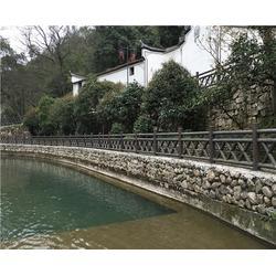 淮南栏杆-仿木栏杆-安徽美森栏杆厂家(优质商家)图片