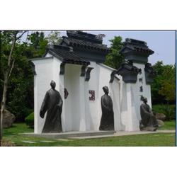 铸铜浮雕_徐州铜雕塑_灵帆景观雕塑(查看)图片