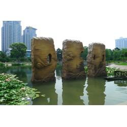 台州玻璃钢雕塑-灵帆景观雕塑工程-玻璃钢雕塑报价图片