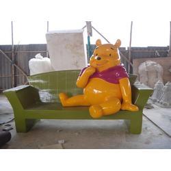 卡通雕塑生产厂家-杭州卡通雕塑-苏州灵帆景观雕塑工程图片