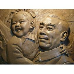 杭州泥塑雕塑-灵帆景观雕塑工程-泥塑雕塑定制图片