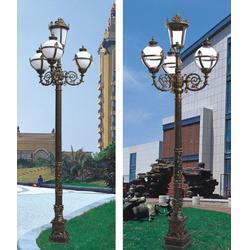 信诺灯饰厂家直销(图)、 庭院灯多少钱、潍坊 庭院灯图片