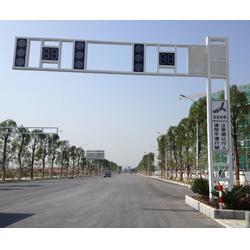 12米电警杆-信诺灯饰信誉保证-12米电警杆多少钱