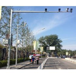 合肥監控桿哪家便宜-信諾燈飾信譽保證-交通信號監控桿哪家便宜圖片