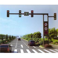 道路电警杆供货商-湖北电警杆供货商-信诺灯饰信誉保证(查看)图片