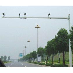 信诺灯饰信誉保证-公园道路监控杆报价-阿拉善盟监控杆报价图片