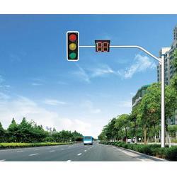 道路电警杆-信诺灯饰诚信经营-通辽道路电警杆图片