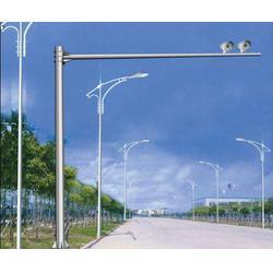 济源公园道路监控杆-公园道路监控杆定做-信诺灯饰(推荐商家)图片