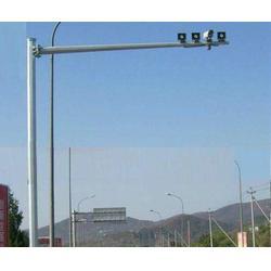 公园道路监控杆厂-信诺灯饰值得信赖-青海监控杆图片