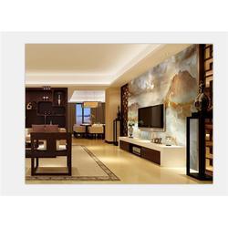 武威竹木纤维墙板-陕西健之康装饰材料-竹木纤维墙板安装图片