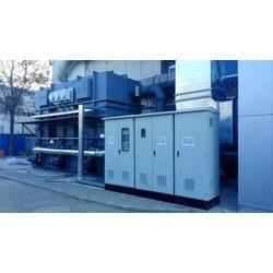 有机废气催化燃烧设备-天津耐驰环保公司-唐山催化燃烧设备图片