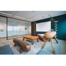 建邺区装修-南京亚汉装饰公司-好的办公室装修图片