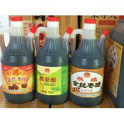 欣德食品 金丝枣醋生产-金丝枣醋图片