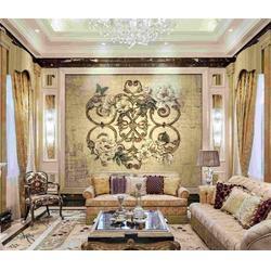 美克沃德公司 瓷砖背景墙-北京背景墙图片