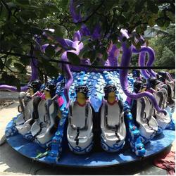 章鱼陀螺游乐设备 章鱼陀螺供应 章鱼陀螺