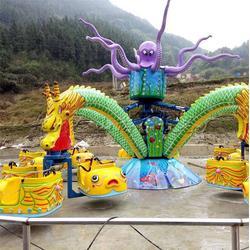 旋转大章鱼简介-旋转大章鱼-旋转大章鱼游乐设备图片
