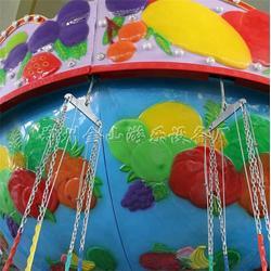 西瓜飛椅-西瓜飛椅-金地游樂場設備(查看)圖片