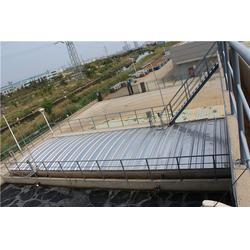 除臭不锈钢盖板公司-蓝晨环保科技有限公司-铜陵除臭不锈钢盖板图片