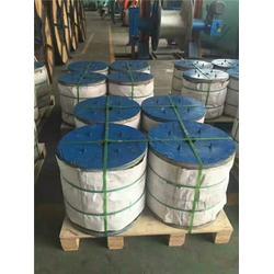 振华防腐材料 镀锌钢绞线结构-镀锌钢绞线图片