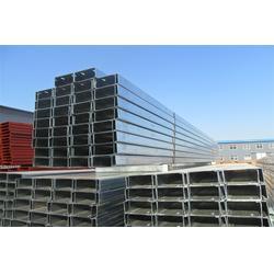天津镀锌C型钢-C型钢-天津恒鑫压型板(查看)图片