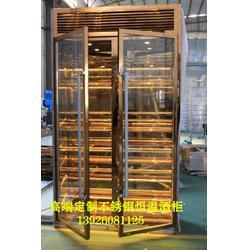 国华泰金属专注、不锈钢酒柜、红酒不锈钢酒柜图片