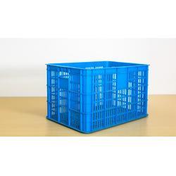 提供运输用加厚型塑料筐周转筐580*350箱迅盛工厂直供图片