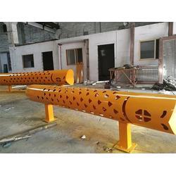 梦奇源装饰专注(图)、不锈钢工程柱、北京不锈钢工程图片