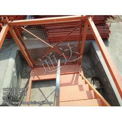 工地施工安全爬梯通达厂家低图片