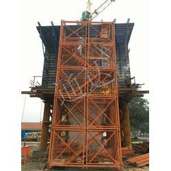 组合安全梯笼护网笼梯安全可靠图片