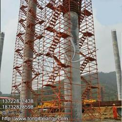 高墩桥梁建筑专用安全梯笼通达厂家图片