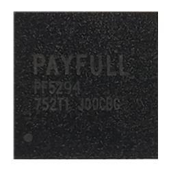 标富科技-PF5294-多路IC卡接口芯片-POS机芯片-磁卡刷卡芯片图片