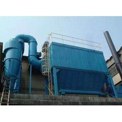 橡胶厂密炼机粉尘解决方案永蓝布袋除尘器粉尘收集净化效率高图片