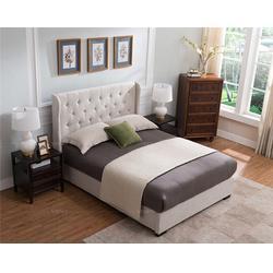 床装饰-卫诗理家具设计精美-日式床装饰图片