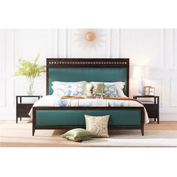 固陽歐式床-南京床-衛詩理家具設計精美圖片
