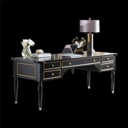 法式书桌订制-哈尔滨书桌订制-卫诗理家具设计精美图片